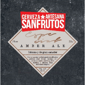 Amber Ale Recharge San Frutos