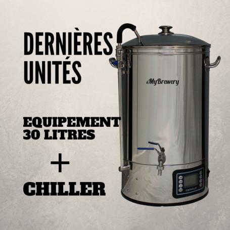 30 L Equipement Chiller